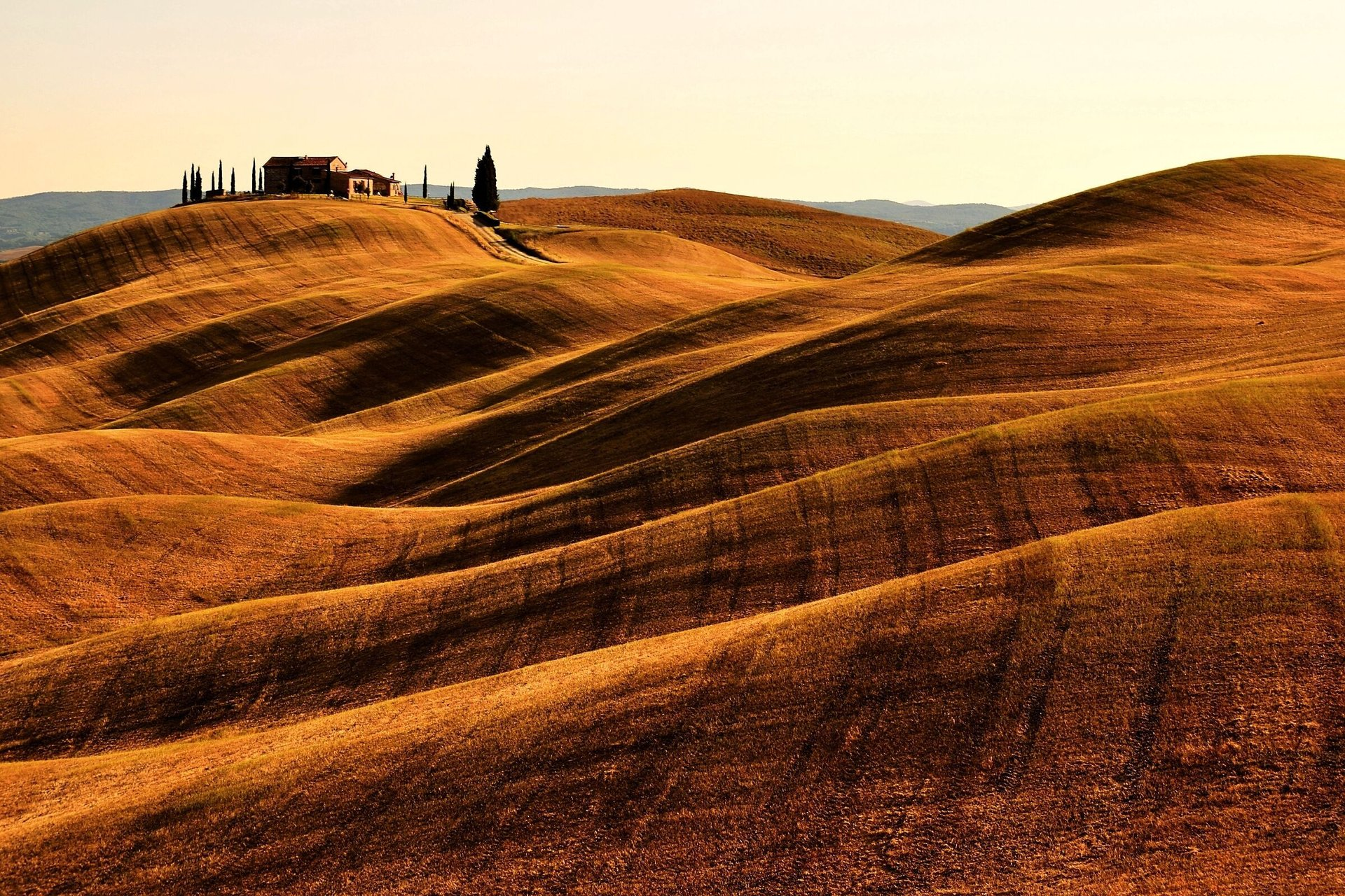 Val D'Orcia - Siena